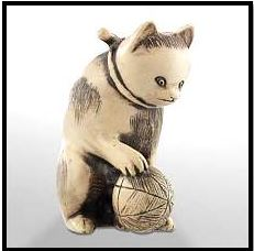 Netsuke Cat with Ball. http://www.arden.com/theartifact/aasian8/