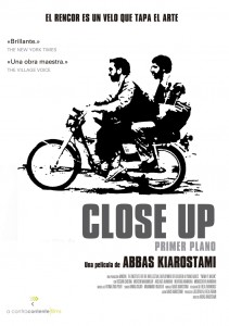 Cartel de Close-up (1990)