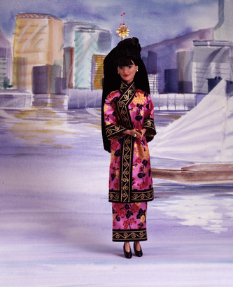 Chinese Barbie (1994).