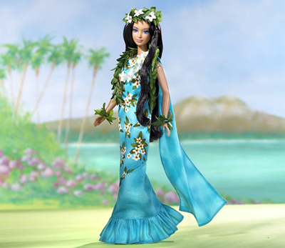 Barbie Princess of the Pacific Islands