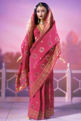 Barbie Princess of India (2000).