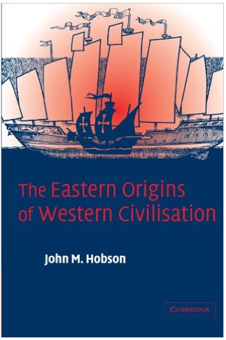 Portada de The Easter Origins of Western Civilisation.